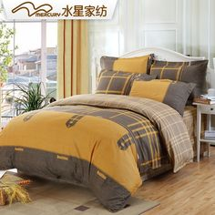 Find More Bedding Sets Information about Free shipping!MERCURY home textile Boulevard 4 pcs 100%cotton bedding set bedsheet bed spread duvet cover set,High Quality set your own combination padlock,China set top media player Suppliers, Cheap set doll from MERCURY Home Textile Official Store on Aliexpress.com