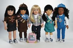 Adora's Girl Scout Doll Giveaway