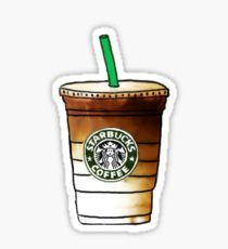 Starbucks stickers featuring millions of original designs created by independent artists. Decorate your laptops, water bottles, notebooks and windows. Stickers Cool, Preppy Stickers, Red Bubble Stickers, Food Stickers, Tumblr Stickers, Printable Stickers, Cute Laptop Stickers, Macbook Stickers, Phone Stickers