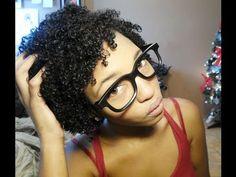 Wash and Go it!!! Short Natural Hair