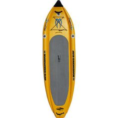 Stand Up Paddleboards 177504: Badfish Mcit Inflatable Stand-Up Paddleboard Yellow 10Ft 6In BUY IT NOW ONLY: $1086.71