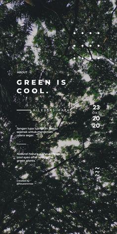 Instagram Grid, Instagram Pose, Instagram Blog, Instagram Story Ideas, Ig Story, Insta Story, Typography Poster Design, Green Plants, Cool Eyes