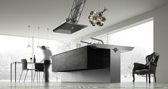 Kitchen by Ino Leone