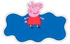 SGBlogosfera. María José Argüeso: PEPA PIG Pig Birthday Cakes, 3rd Birthday Parties, Birthday Party Decorations, Pig Png, Peppa Big, Peppa Pig Invitations, Cumple Peppa Pig, George Pig, Pig Party