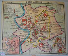 Carte par M. Teissier N°47 Rome antique et Gaule Romaine - Jélidée