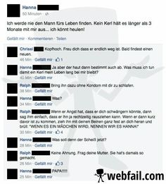 Autsch Facebook Humor, Fb Fail, Facebook Fail Des Tages, Text Fails, Funny Text Messages, Can't Stop Laughing, Good Jokes, Stupid People, Wise Quotes