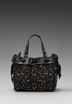 Juicy Couture studded purse