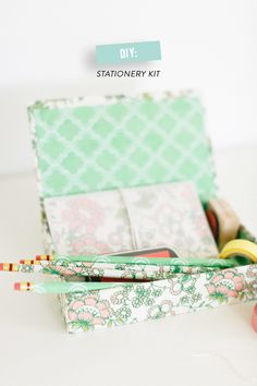 #DIY Stationery Kit