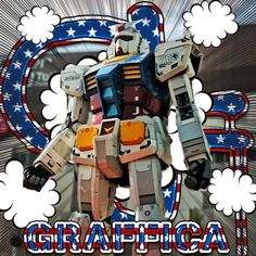 Mobile suit Gundam!! Daiba, Tokyo