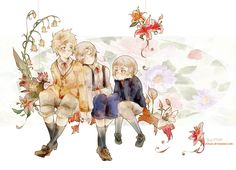 Anko Family by el2san on DeviantArt - APH Denmark, Norway and Iceland