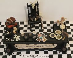 Hey, I found this really awesome Etsy listing at https://www.etsy.com/listing/210110001/dollhouse-miniature-magic-voodoo-shop