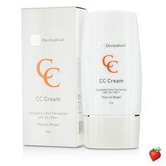 Dermaheal CC Cream SPF30 - Natural Beige 50g/1.7oz #Dermaheal #Women'sSkincare