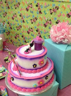 1000 Images About 1st Birthday Cake On Pinterest At