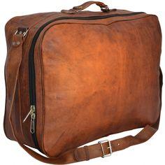 47 meilleures images du tableau Sacs cuir   Overnight bags, Suitcase ... 074834253ef