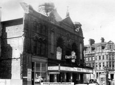 Cinema Theatre, Theatres, Sheffield, Old And New, Black History, Yorkshire, United Kingdom, Empire, Places To Visit