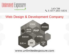 Having the decent business website design is imperative to succeed in digital marketing; for this, you need the professional web design services. Unlimited Exposure, the well-known web design Toronto Company, offers a variety of web design & development services. Committed efforts of web experts have made it leading Toronto web design services since 1997. For more details please visit :- http://www.unlimitedexposure.com/web-site/business-website-design-development.html