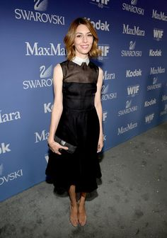 Director Sofia Coppola, recipient of the Dorothy Arzner Directors Award, attends Women In Film's 2013 Crystal + Lucy Awards at The Beverly Hilton Hotel on June 12, 2013 in Beverly Hills, California