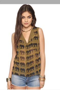 Elephant shirt!!!!!