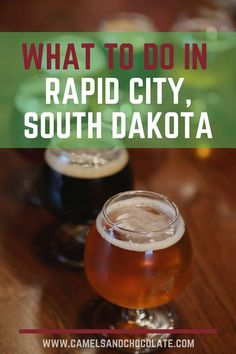 Here's what to do in Rapid City, South Dakota—breweries, bears and art, oh my! Travel Advice, Travel Tips, Travel Deals, Rapid City South Dakota, Us Travel Destinations, Travel Reviews, All I Ever Wanted, Quebec City, United States Travel