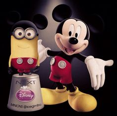 Mickey Mouse Minion
