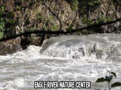 Eagle river Nature center it so Beautiful..
