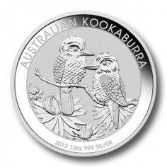 10 oz Ag Kookaburra 2013