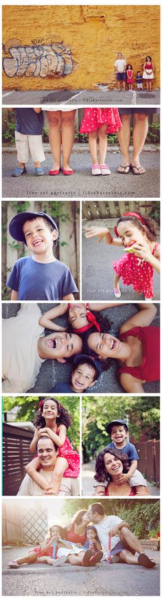 Family Portraits by Lidia Barreiros Fine Art Photography | Family Photographer based in Montreal/QC