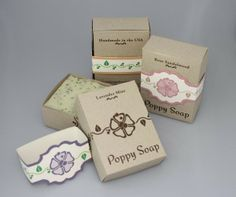 Soap Packaging Label Design Inspiration