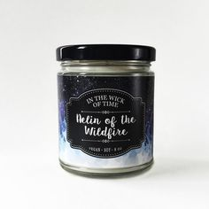 Aelin of the Wildfire | Throne of Glass Scented Vegan Soy Candle |