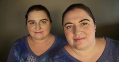 Amerikanerin trifft im Video ihre Doppelgängerin