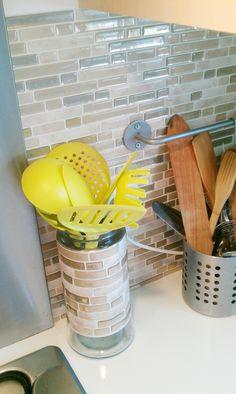 Idée simple à réaliser ce qui les tuiles restantes Smart Tiles après l'installation - @zestofzoe