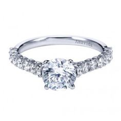 Love this engagement ring from Wedding Day Diamonds!