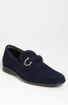 Really nice loafer!! I would but it Salvatore Ferragamo 'Tangeri' Loafer available at #Nordstrom #nsale