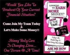.It is a one time fee of $10 plus the purchase of 1 bottle of Skinny Fiber to sign up.  http://kelymary.winwithsbc.com/
