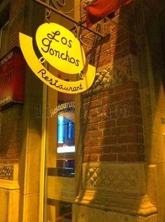 Los Ponchos - chaussée de Charleroi, 158 Saint-Gilles. Délicieux resto latino !