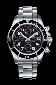 Superocean Chronograph 42 - Breitling - Instruments for Professionals