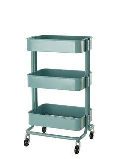 coming soon to Ikea....Raskog trolley. OMG!