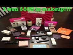 I Won Over $800 In Makeup #Ulta21 (HAUL)