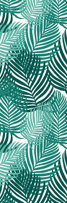 Find Seamless Tropical Leaf Pattern Vector Illustration stock images in HD and millions of other royalty-free stock photos, illustrations and vectors in the Shutterstock collection. Tropical Art, Tropical Leaves, Cool Patterns, Textures Patterns, Flower Phone Wallpaper, Rainbow Aesthetic, Background Pictures, Minimalist Art, Pattern Wallpaper