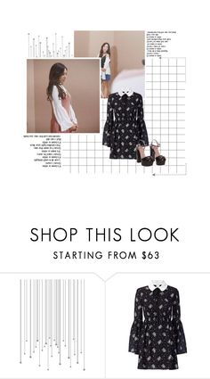 """""""» i n t e r v i e w + p e r f o r m a n c e"""" by ameliahhee ❤ liked on Polyvore featuring Cinq à Sept and Gucci"""