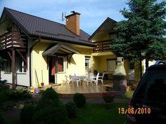Domy i domki na Mazurach - Dwa domki letniskowe