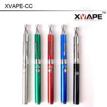 cigarette smoke absorber Xvape -cc pipe type electronic cigarette Xvape-Cc in alibaba