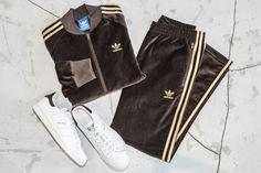 Details about adidas Originals Couture Rare Faux Fur Gym