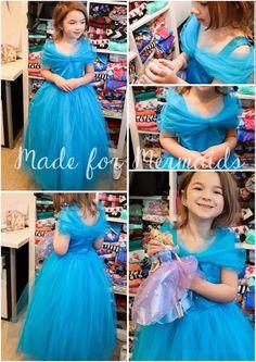 FREE new Cinderella dress pattern- size 5!