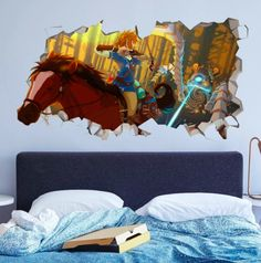 Survival Videogame Kill Bees Custom Wall Decals 3D Wall Stickers Art JO51