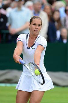 Dominika Cibulkova @ Wimbledon 2013 #WTA #Wimbledon #Cibulkova