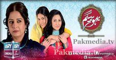 Baho Begum Ary Zindagi Episode 34 27th June 2014