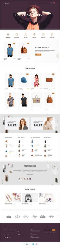 Muta is a modern 3 in 1 #WooCommerce #WordPress theme for #webdev stunning eCommerce website with lots of useful features download now➩ https://themeforest.net/item/muta-woocommerce-wordpress-theme/17990458?ref=Datasata