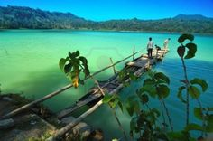 Picture of Lake Linow, a changing color lake in Tomohon, North Sulawesi, Indonesia stock photo, images and stock photography. Dive Resort, Manado, My Land, Archipelago, Southeast Asia, The Good Place, Stock Photos, Adventure, Faith Goals