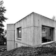 extension and renovation of a house in arlesheim, switzerland. by christ & gantenbein